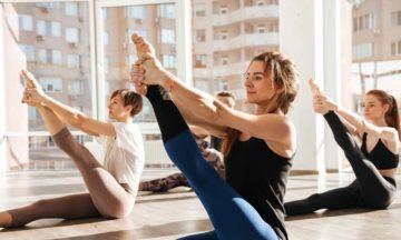 Para mujeres afecciones vaginales postura de yoga