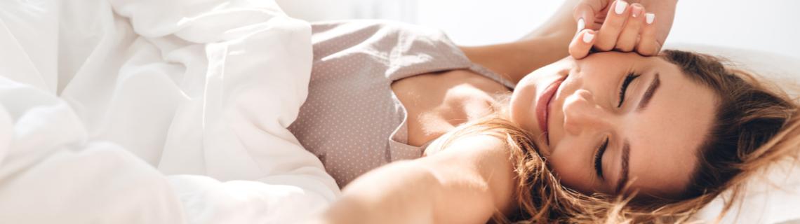 När sover du bra?