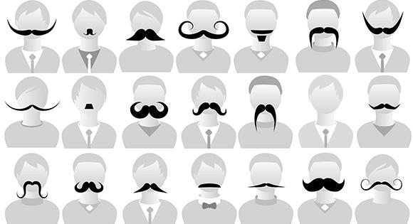 Movember : Men's health awareness month