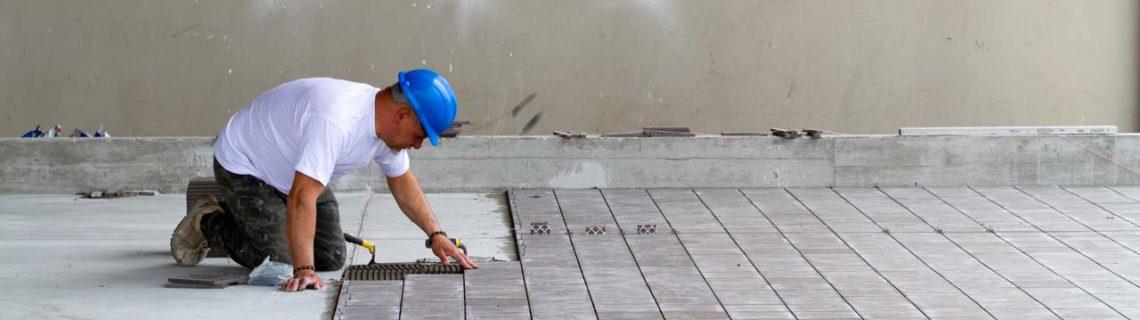 Pijn opioïde pijnstillers bouwvakker