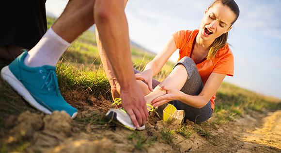 EHBO, een must bij sportongevallen