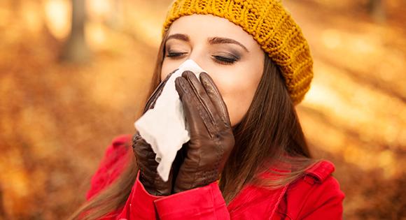Pak griep en verkoudheid aan!