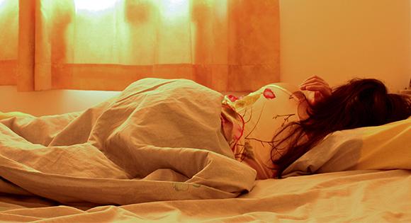 Te veel slapen