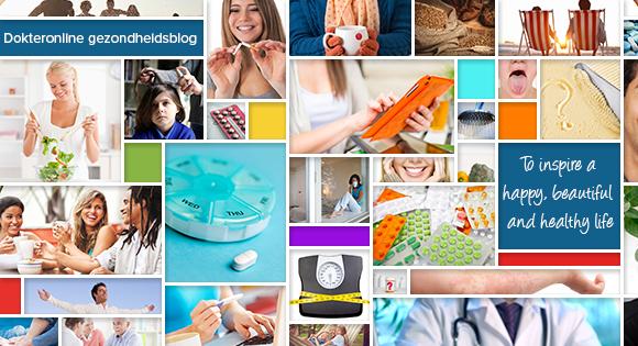 Gezondheidsblog vernieuwd!