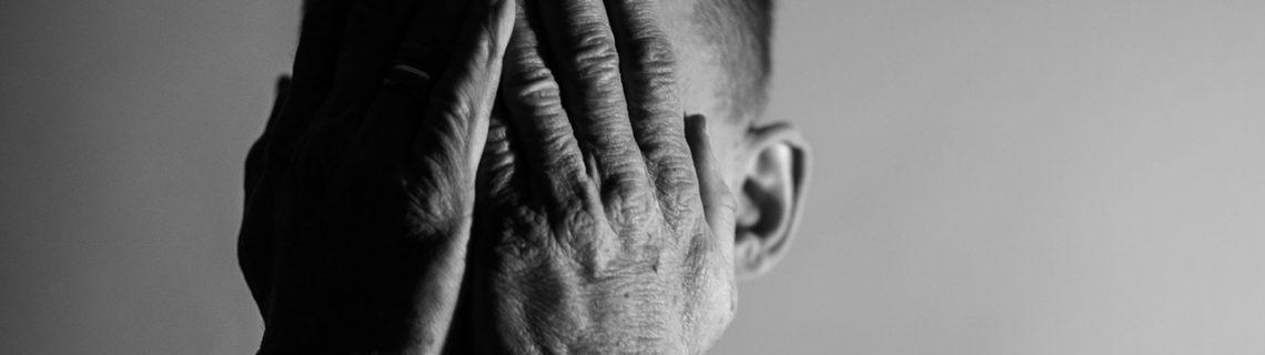 Psykisk ohälsa bland män