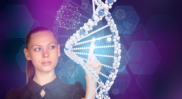 DNA-test: persoonlijke DNA analayse