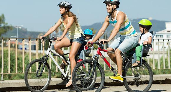 Waarom is fietsen gezond?