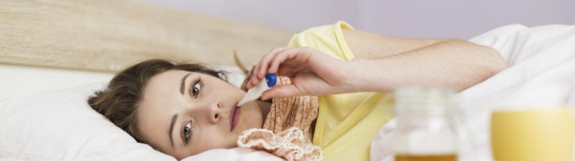 Ten Tips To Beat The Flu
