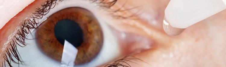 Eye disorders and problems