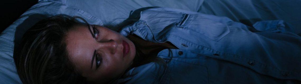 Schwere Schlaflosigkeit