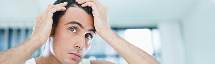 Eine haarige Angelegenheit: Haarwuchs bei Männern