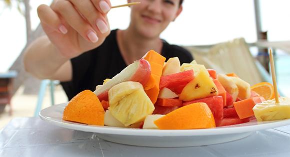 Voedingstips bij menopauze