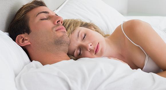 Slaaptips bij zomerhitte
