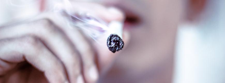 Att förbli rökfri