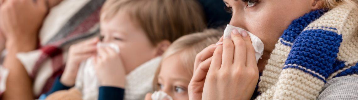 Grippe(hoch)saison – so überstehen Sie den Karneval grippefrei