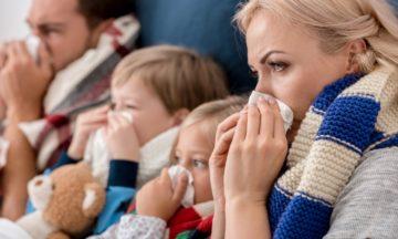 Griep (hoog) seizoen, zo kom je griepvrij de carnaval door