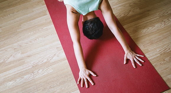 Why is Yoga healthy for your body?