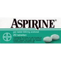 Aspirine