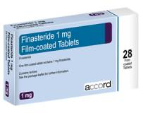 Finasterida 1 mg