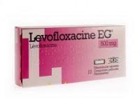 Levofloxacin (Lewofloksacyna)