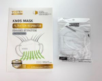 KN95/FFP2 Ear loop mask