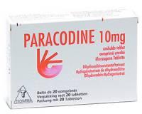 Paracodine
